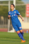 Erina Otani (Elfen), <br /> JULY 12, 2015 - Football / Soccer : <br /> 2015 Plenus Nadeshiko League Division 1 <br /> between NTV Beleza 1-0 AS Elfen Saitama <br /> at Hitachinaka Stadium, Ibaraki, Japan. <br /> (Photo by YUTAKA/AFLO SPORT)