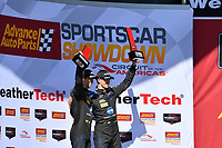 IMSA WeatherTech SportsCar Championship<br /> Advance Auto Parts SportsCar Showdown<br /> Circuit of The Americas, Austin, TX USA<br /> Saturday 6 May 2017<br /> 10, Cadillac DPi, P, Ricky Taylor, Jordan Taylor<br /> World Copyright: Richard Dole<br /> LAT Images<br /> ref: Digital Image RD_COTA_17352