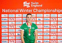 Picture by Allan McKenzie/SWpix.com - 13/12/2017 - Swimming - Swim England Winter Championships - Ponds Forge International Sport Centre - Sheffield, England - Freya Colbert.