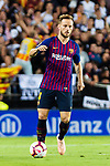 Ivan Rakitic of FC Barcelona in action during their La Liga 2018-19 match between Valencia CF and FC Barcelona at Estadio de Mestalla on October 07 2018 in Valencia, Spain. Photo by Maria Jose Segovia Carmona / Power Sport Images