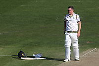 Gary Ballance of Yorkshire during Kent CCC vs Yorkshire CCC, Specsavers County Championship Division 1 Cricket at the St Lawrence Ground on 15th May 2019