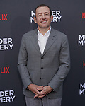 "Dany Boon 013 arrives at the LA Premiere Of Netflix's ""Murder Mystery"" at Regency Village Theatre on June 10, 2019 in Westwood, California"