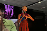 Honoree Keri Hilson Receives the WEEN Women Empowerment Award at 3rd Annual WEEN Awards Honoring  Estelle, Keri Hilson, Tracy Wilson Mourning, Egypt Sherrod, Danyel Smith and Jennifer Yu Held at  Samsung Experience at Time Warner Center, NY  11/10/11