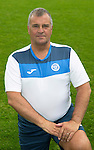 St Johnstone FC Photocall, 2015-16 Season....03.08.15<br /> Alistair Stevesnon, Head of Youth Academy<br /> Picture by Graeme Hart.<br /> Copyright Perthshire Picture Agency<br /> Tel: 01738 623350  Mobile: 07990 594431