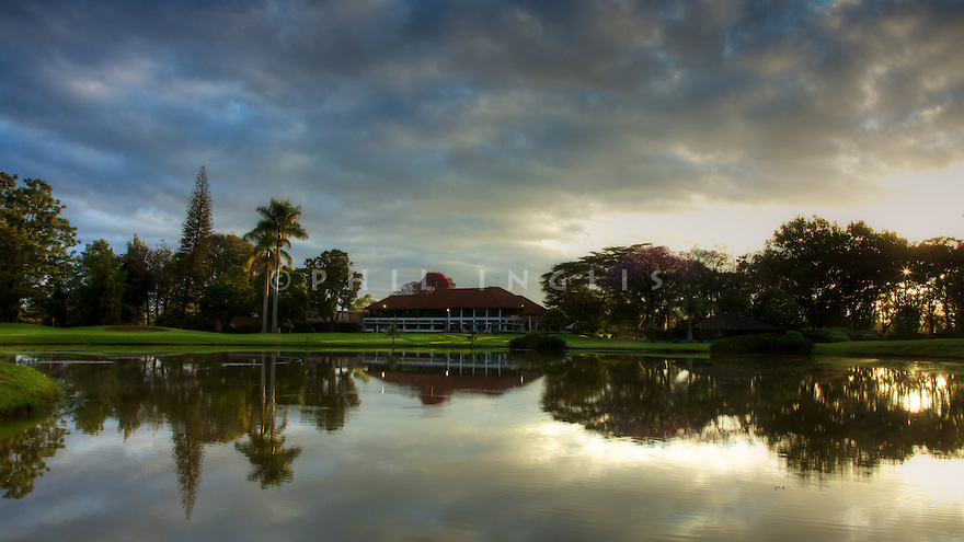 Muthaiga Golf Club, Nairobi, Kenya. Picture Credit / Phil Inglis