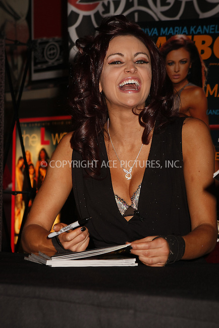 WWW.ACEPIXS.COM . . . . .  ....March 6, 2008. New York....WWE Star And Playboy Model Maria appears at her autograph signing at Virgin Megastore Times Square.......Please byline: AJ Sokalner - ACEPIXS.COM.... *** ***..Ace Pictures, Inc:  ..Philip Vaughan (646) 769 0430..e-mail: info@acepixs.com..web: http://www.acepixs.com
