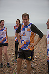© Joel Goodman - 07973 332324 . 23/09/2013 . Brighton , UK . Alastair Campbell after the run . Labour Party run along Brighton Beach to raise awareness for Alcohol Concern . Day 2 of the Labour Party 's annual conference in Brighton . Photo credit : Joel Goodman