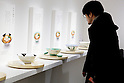 Mino Ramen Bowl Exhibition in Tokyo
