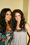 OLTL's Camila Banus and Brittany Underwood at the 16th Annual Feast with Famous Faces to benefit the League for the Hard of Hearing on October 27, 2008 at Pier Sixty at Chelsea Piers, New York City, New York. (Photo by Sue Coflin/Max Photos)