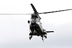 "A helicopter during Exercise ""GAMMA PALAZUELOS 2013"" of theMIlitary Unit of Emergency (UME).March 11 ,2013. (ALTERPHOTOS/Acero)"