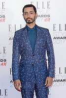 www.acepixs.com<br /> <br /> February 13 2017, London<br /> <br /> Riz Ahmed arriving at the Elle Style Awards 2017 on February 13, 2017 in London, England<br /> <br /> By Line: Famous/ACE Pictures<br /> <br /> <br /> ACE Pictures Inc<br /> Tel: 6467670430<br /> Email: info@acepixs.com<br /> www.acepixs.com