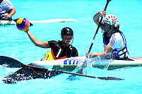 Juegos Mundiales 2013 Polo Kayak damas - Alemania vs Francia