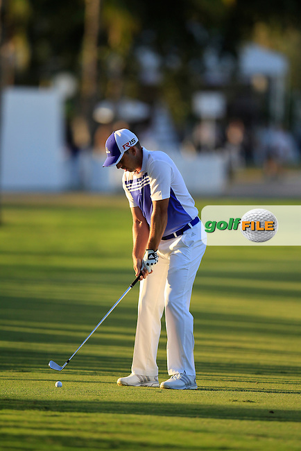 Sergio Garcia (ESP) during the 2nd round at the WGC Cadillac Championship, Blue Monster, Trump National Doral, Doral, Florida, USA<br /> Picture: Fran Caffrey / Golffile