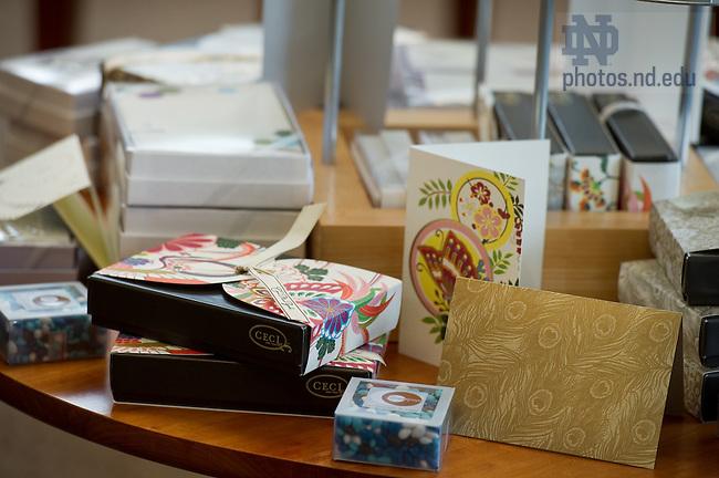 Spark Stationery for MCOB Business Magazine..Photo by Matt Cashore/University of Notre Dame