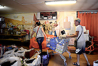 Terremoto, solidarietà e raccolta aiuti a Roma