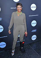 www.acepixs.com<br /> <br /> May 23 2017, LA<br /> <br /> Tasia Sherel arriving at Lifetime's Michael Jackson: Searching for Neverland Premiere Event at Avalon on May 23, 2017 in Hollywood, California.<br /> <br /> By Line: Peter West/ACE Pictures<br /> <br /> <br /> ACE Pictures Inc<br /> Tel: 6467670430<br /> Email: info@acepixs.com<br /> www.acepixs.com