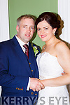 Agnes Brosnan, Bawnaskehy, Castleisland daughter of Sean and Elma, and william Linehan, Carrignavar, Cork, son of Julie and the late William, who were married in St Stephen and John church, Castleilsland on Saturday, Monsignor Dan O'Riordan officiated at the ceremony, best man was Tadhg O'Connell, groomsman was Paul Cronin, bridesmaids were Kathleen Brosnan, and Eileen Roche, flowergir was Emily Brosnan, the recption was held in the Dromhall Hotel and the couple will reside in Cork