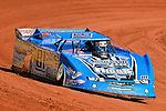 Feb 07, 2014; 11:46:24 AM; Waynesville, GA., USA; The Lucas Oil Late Model Dirt Series running The Georgia Boot Super Bowl of Racing at Golden Isles Speedway.  Mandatory Credit: (thesportswire.net)