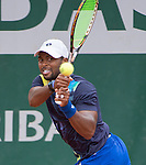 Donald Young, (USA) defeats Feliciano Lopez (ITA) 6-3 7-6(1) 6-3