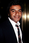 Johnny Mathis 1989 photographed in New York City.