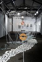 Marko Pogacnik razstava galerija Tir 2012