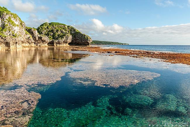 Hikutavake reef on the island of Niue
