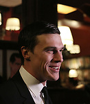 "Finn Wittrock attends the Broadway Opening Night After Party for ""The Glass Menagerie'"" at Sardi's on March 9, 2017 in New York City."