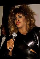 FILE PHOTO :  Tina Turner<br />  , circa 1985<br /> <br /> PHOTO : Harold Beaulieu - Agence Quebec Presse