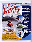 Valdez Alaska full magazine page ad