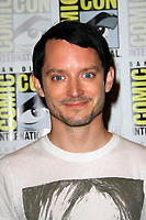 SAN DIEGO - July 23:  Elijah Wood at Comic-Con Sunday 2017 at the Comic-Con International Convention on July 23, 2017 in San Diego, CA