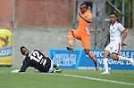 Envigado goleó 4-0 a Fortaleza en Antioquia con tripleta de Ángelo Rodríguez. Fecha 12 de la Liga Águila I-2016