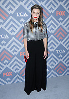 08 August  2017 - West Hollywood, California - Lauren German.   2017 FOX Summer TCA held at SoHo House in West Hollywood. <br /> CAP/ADM/BT<br /> &copy;BT/ADM/Capital Pictures