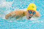 Felicity Galvez of Australia competes during the 10th FINA World Swimming Championships (25m) at the Hamdan bin Mohammed bin Rashid Sports Complex on December 15, 2010 in Dubai, United Arab Emirates. Photo by Victor Fraile / Power Sport Images.