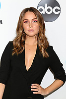 LOS ANGELES - FEB 5:  Camilla Luddington at the Disney ABC Television Winter Press Tour Photo Call at the Langham Huntington Hotel on February 5, 2019 in Pasadena, CA.<br /> CAP/MPI/DE<br /> ©DE//MPI/Capital Pictures