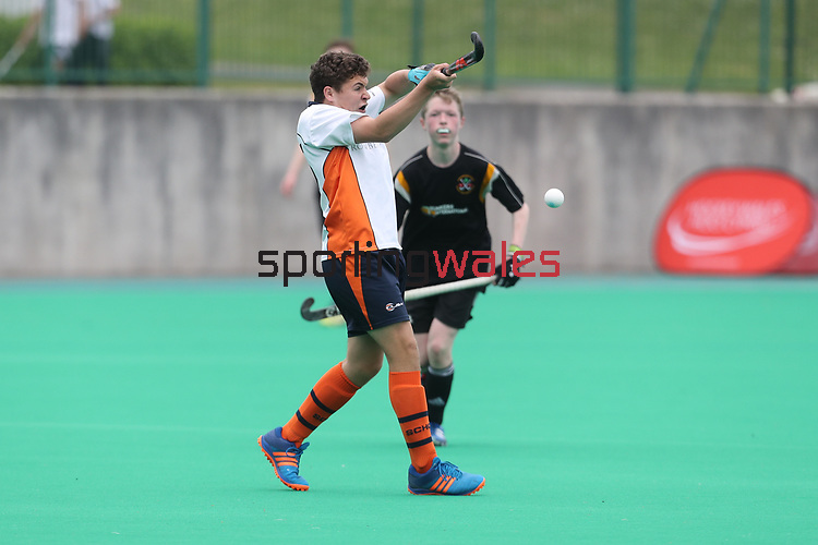 Welsh Youth Hockey Cup Final U18 Boys<br /> Colwyn Bay v Swansea City<br /> Swansea University<br /> 06.05.17<br /> ©Steve Pope - Sportingwales