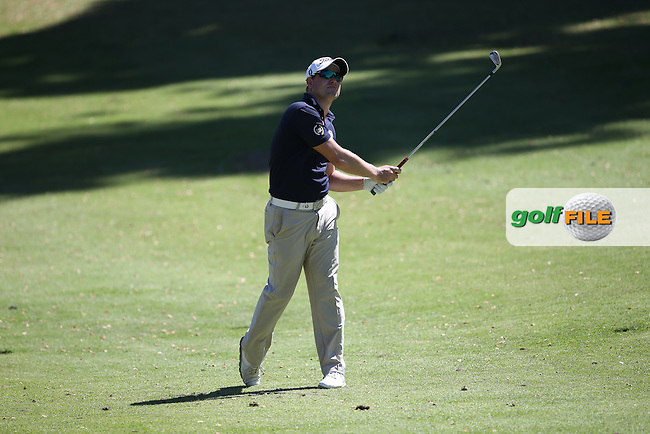 Paul Maddy (ENG) produced a par round during Round Three of the Africa Open 2015 at the East London Golf Club, East London, Eastern Cape, South Africa. Picture:  David Lloyd / www.golffile.ie. 07/03/2015