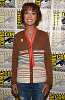 SAN DIEGO COMIC-CON© 2019: 20th Century Fox Television and Hulu's Solar Opposites Cast Member Mary Mack during the SOLAR OPPOSITES press room on Friday, July 19 at the SAN DIEGO COMIC-CON© 2019. CR: Frank Micelotta/20th Century Fox Television