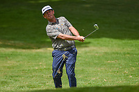 Chez Reavie (USA) chips on to 11 during round 2 of the World Golf Championships, Mexico, Club De Golf Chapultepec, Mexico City, Mexico. 2/22/2019.<br /> Picture: Golffile | Ken Murray<br /> <br /> <br /> All photo usage must carry mandatory copyright credit (&copy; Golffile | Ken Murray)