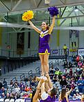 University at Albany men's basketball defeats Binghamton University 71-54  at the  SEFCU Arena, Feb. 27, 2018. (Bruce Dudek / Cal Sport Media/Eclipse Sportswire)