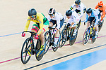 Simona Krupeckaite of Lithuania competes in the Women's Keirin Finals during the 2017 UCI Track Cycling World Championships on 16 April 2017, in Hong Kong Velodrome, Hong Kong, China. Photo by Marcio Rodrigo Machado / Power Sport Images