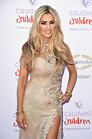 Dawn Ward at the Caudwell Children Butterfly Ball at the Grosvenor House Hotel in London, UK.<br /> 25th May 2017.<br /> Picture: Steve Vas/Featureflash/SilverHub 0208 004 5359 sales@silverhubmedia.com