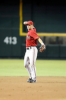 Chris Owings - Arizona Diamondbacks - 2010 Instructional League.Photo by:  Bill Mitchell/Four Seam Images..