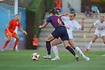 FC Barcelona vs Montpellier HSC: 1-2.<br /> Vicky Losada vs Marion Torrent.