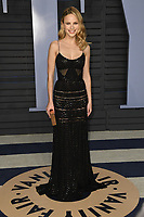 04 March 2018 - Los Angeles, California - Halston Sage. 2018 Vanity Fair Oscar Party hosted following the 90th Academy Awards held at the Wallis Annenberg Center for the Performing Arts. <br /> CAP/ADM/BT<br /> &copy;BT/ADM/Capital Pictures