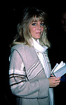 Heather Locklear Checking into the Hilton Hotel in<br /> New York City. February 1985