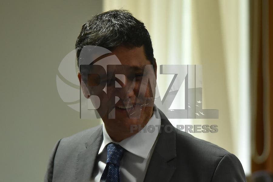 BRASÍLIA, DF, 04.07.2017 - SENADO-CAE - O senador Ricaro Ferraço durante reunião na Comissão de Assuntos Econômicos do Senado, na manhã desta terça-feira, 04. (Foto: Ricardo Botelho/Brazil Photo Press)