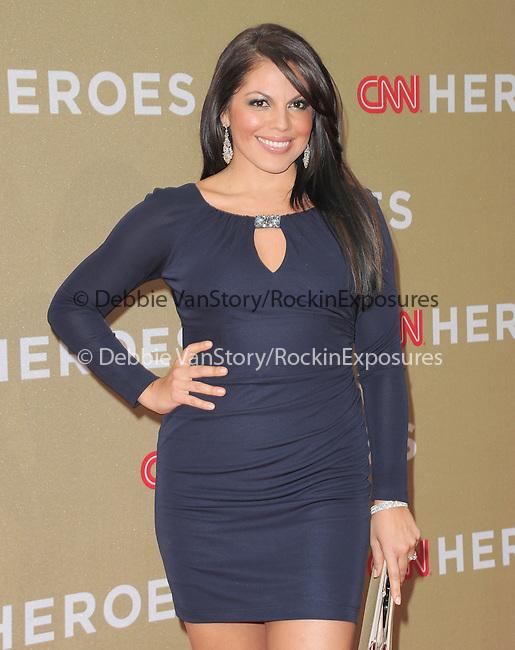 Sara Ramirez attends CNN Heroes - An Allstar Tribute held at The Shrine Auditorium in Los Angeles, California on December 11,2011                                                                               © 2011 DVS / Hollywood Press Agency