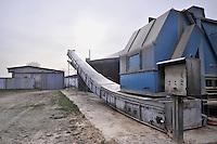 """- Gambarana (Pavia) impianto per la produzione di energia elettrica da biomasse presso l'azienda agricola """"Castello"""" di Cesare Pollini<br /> <br /> - Gambarana (Pavia) plant for production of electricity from biomass at  """"Castle"""" farm of Cesare Pollini"""