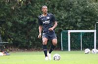 Sebastien Haller (Eintracht Frankfurt) - 04.07.2018: Eintracht Frankfurt Trainingsauftakt, Commerzbank Arena