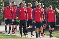 USMNT Training, November 8, 2016